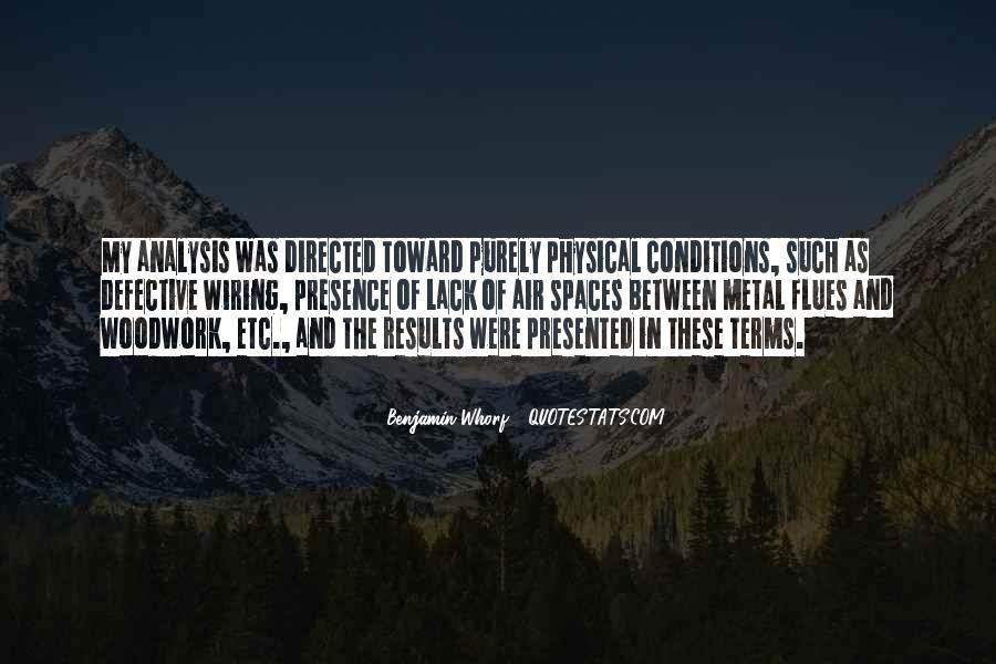 Whorf Quotes #1770128