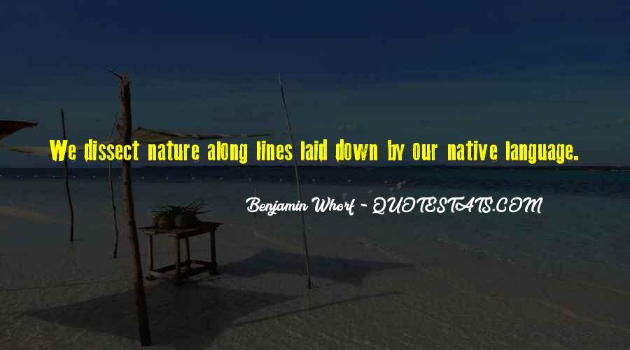 Whorf Quotes #1871823
