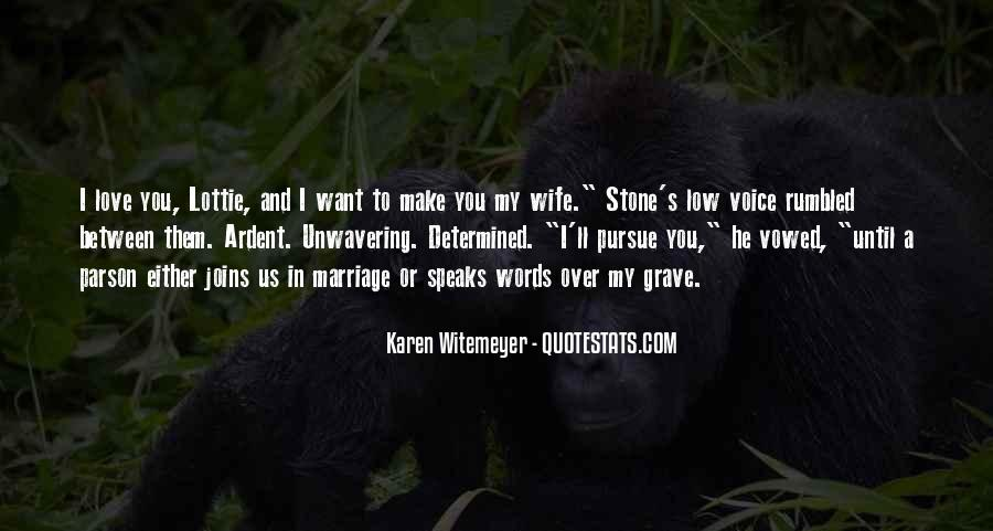Wife'll Quotes #127906