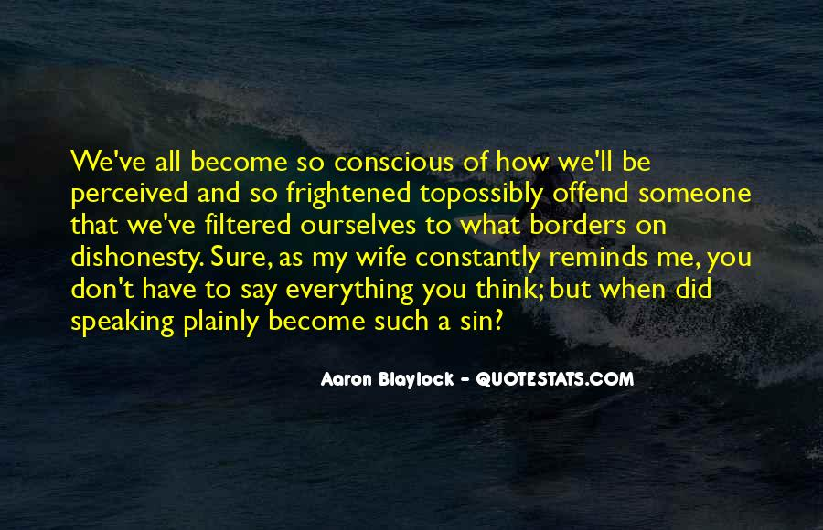 Wife'll Quotes #151639