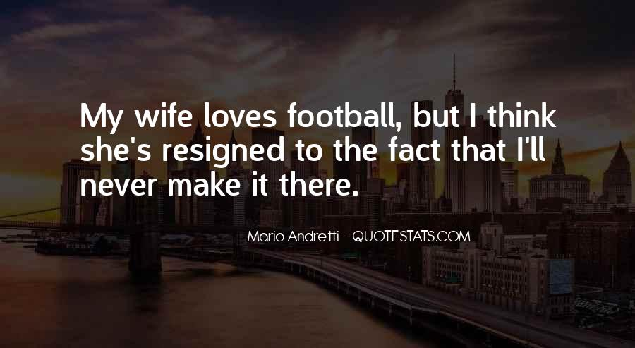 Wife'll Quotes #195728