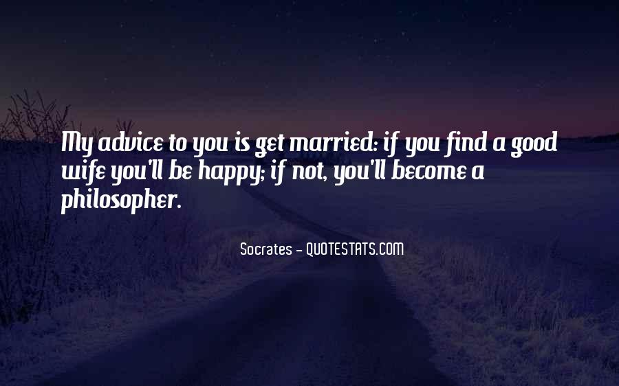 Wife'll Quotes #390422