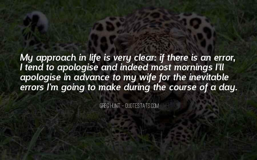 Wife'll Quotes #407814