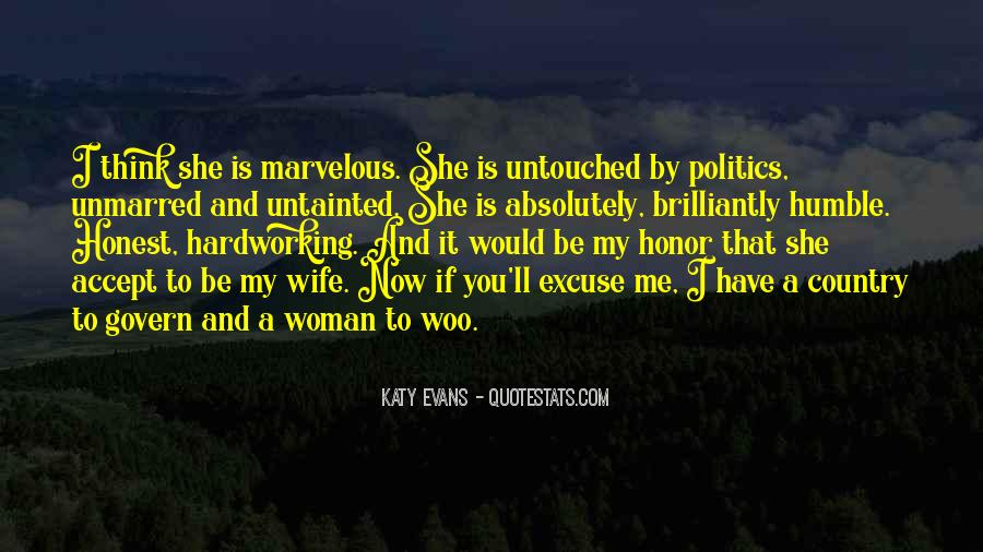 Wife'll Quotes #435127