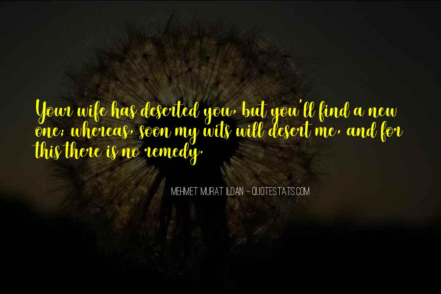 Wife'll Quotes #450411