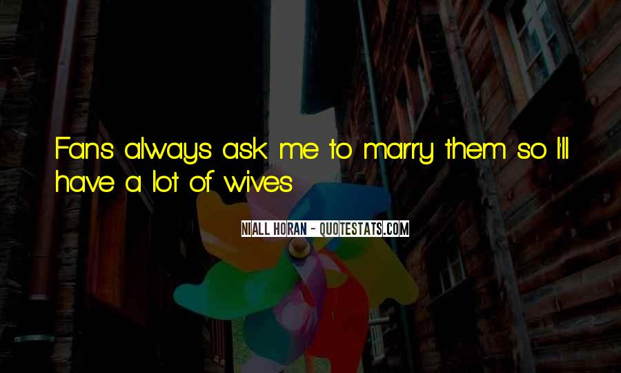 Wife'll Quotes #527505