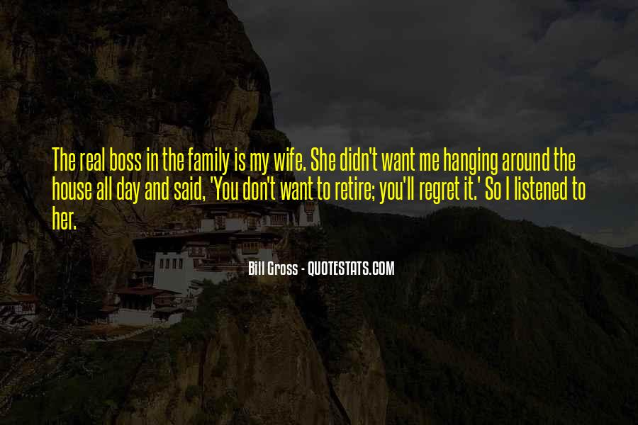 Wife'll Quotes #536141