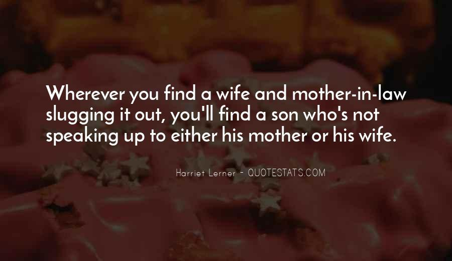 Wife'll Quotes #579550