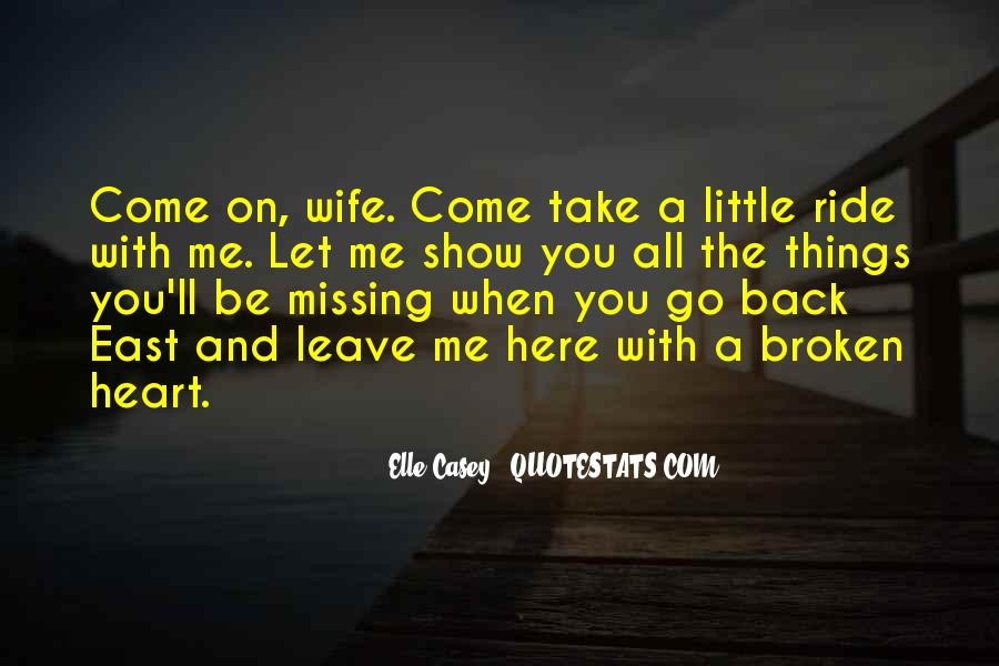 Wife'll Quotes #633809
