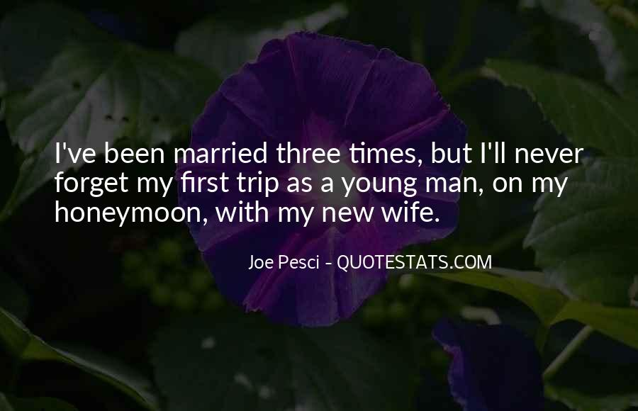 Wife'll Quotes #686572