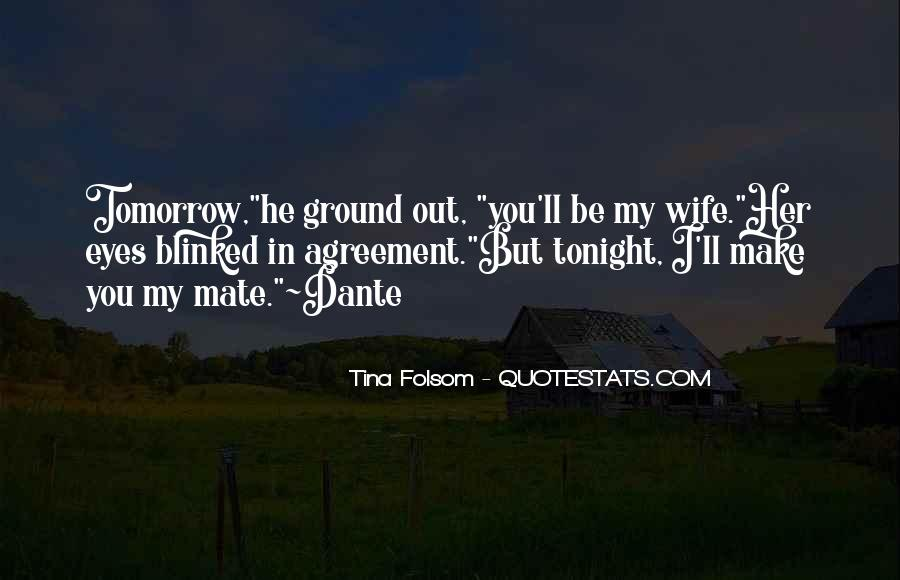 Wife'll Quotes #714656