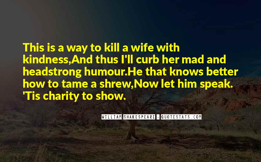Wife'll Quotes #725409