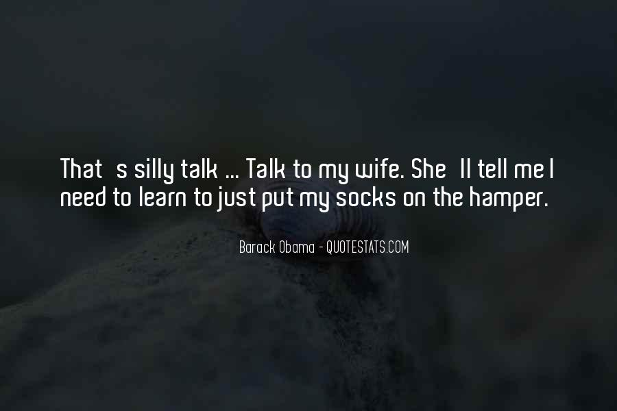 Wife'll Quotes #735404