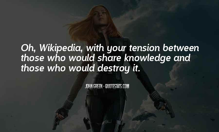 Wikipedia's Quotes #14619