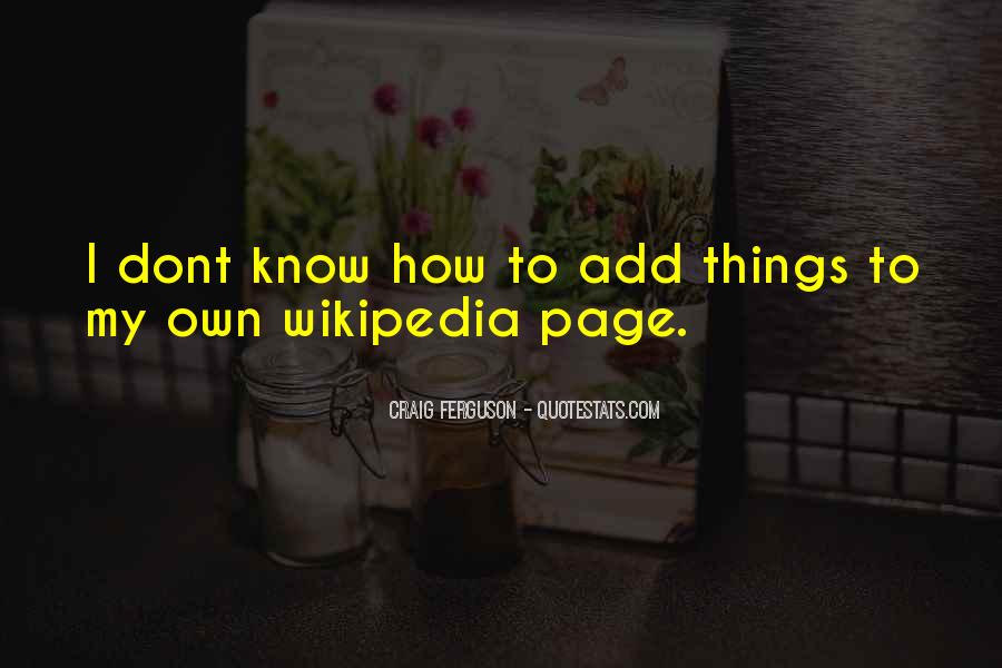 Wikipedia's Quotes #15466