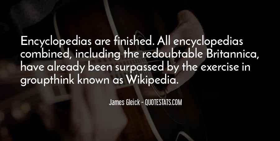 Wikipedia's Quotes #715589