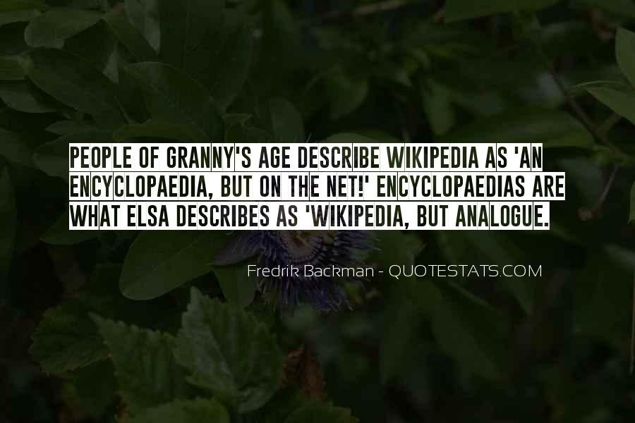 Wikipedia's Quotes #927933