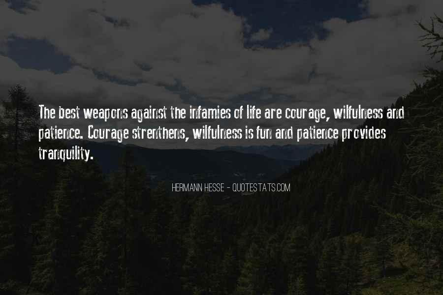 Wilfulness Quotes #1137863