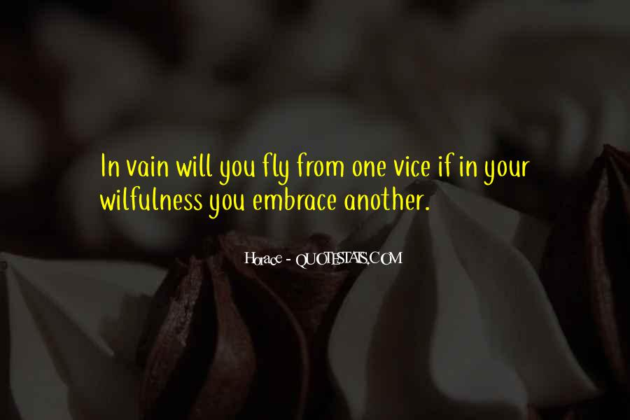Wilfulness Quotes #252258