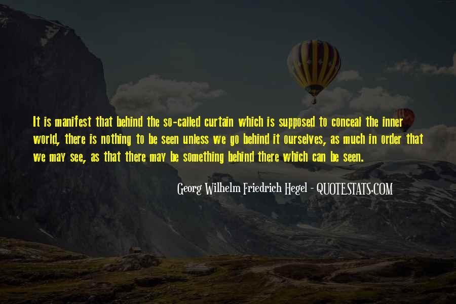 Wilhelm's Quotes #126043