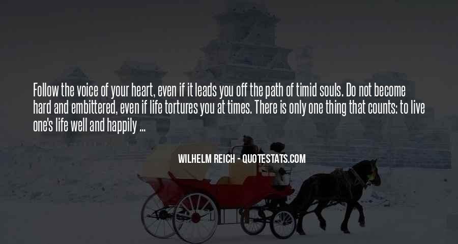 Wilhelm's Quotes #130260