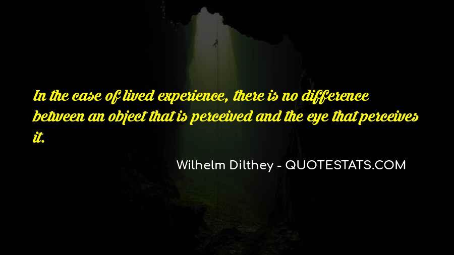 Wilhelm's Quotes #13837