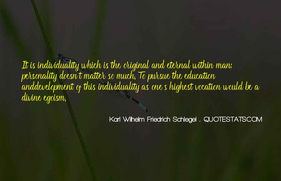Wilhelm's Quotes #1519329