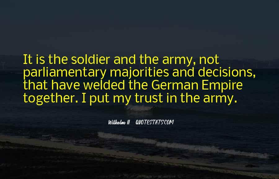 Wilhelm's Quotes #159891