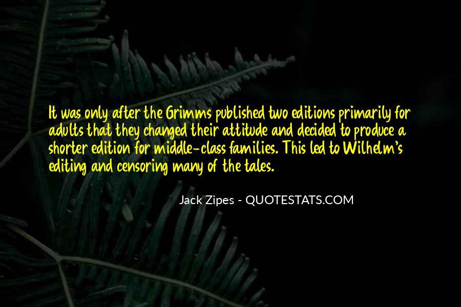 Wilhelm's Quotes #1747497