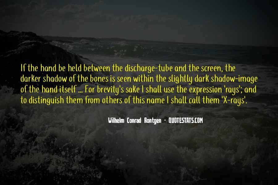 Wilhelm's Quotes #218263