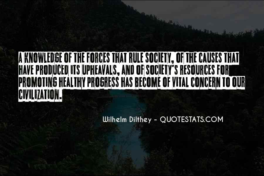 Wilhelm's Quotes #33518
