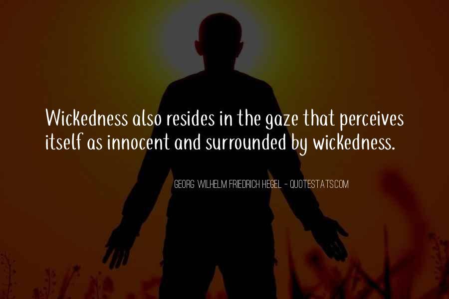 Wilhelm's Quotes #41288
