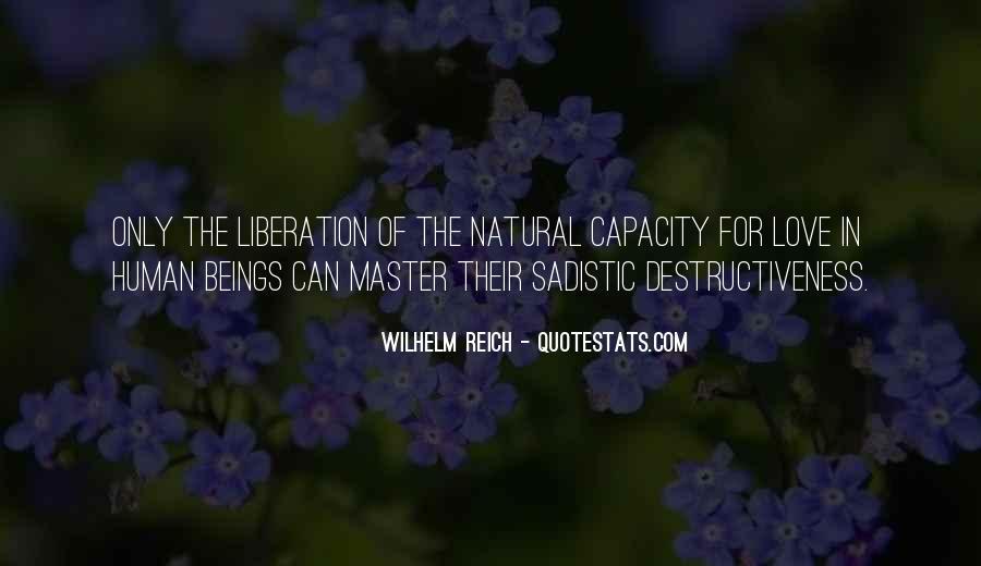 Wilhelm's Quotes #49018