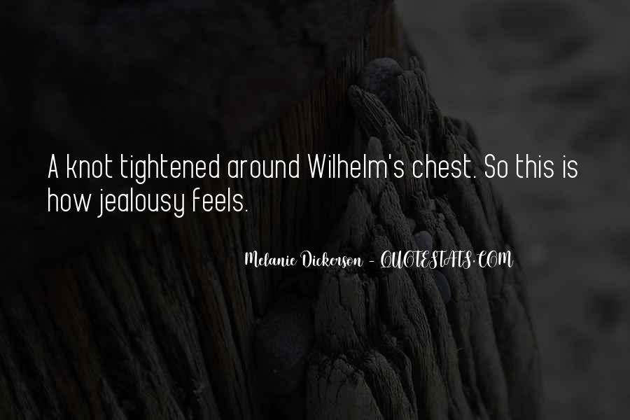 Wilhelm's Quotes #733622