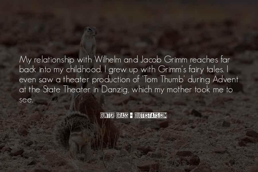 Wilhelm's Quotes #761658