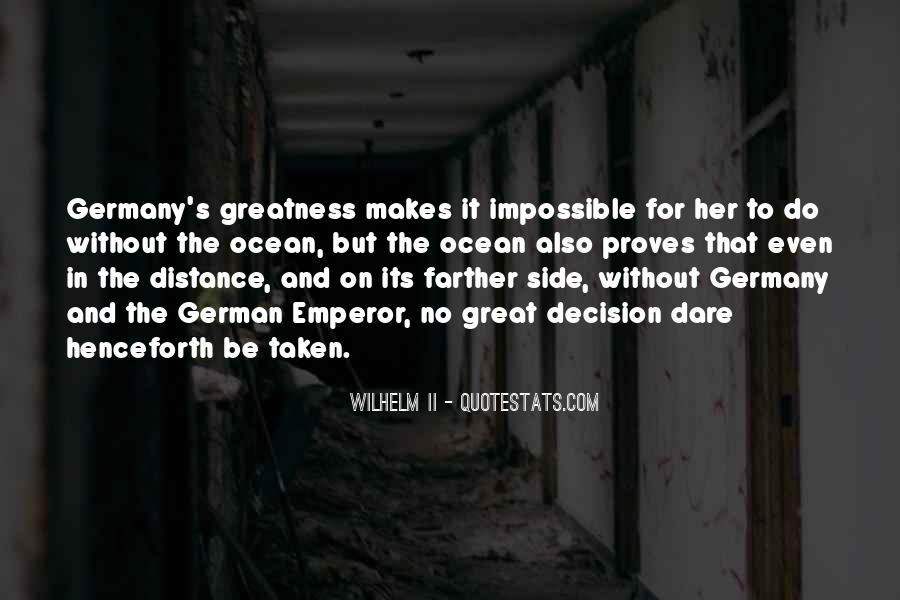 Wilhelm's Quotes #836156