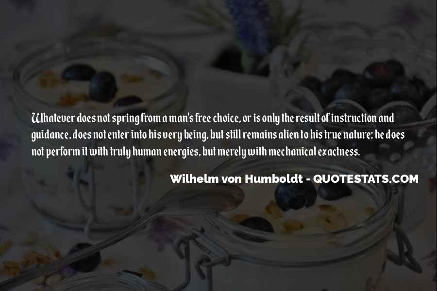 Wilhelm's Quotes #884764