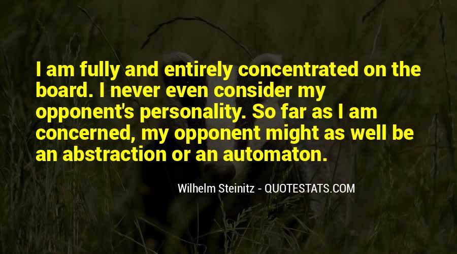 Wilhelm's Quotes #921781