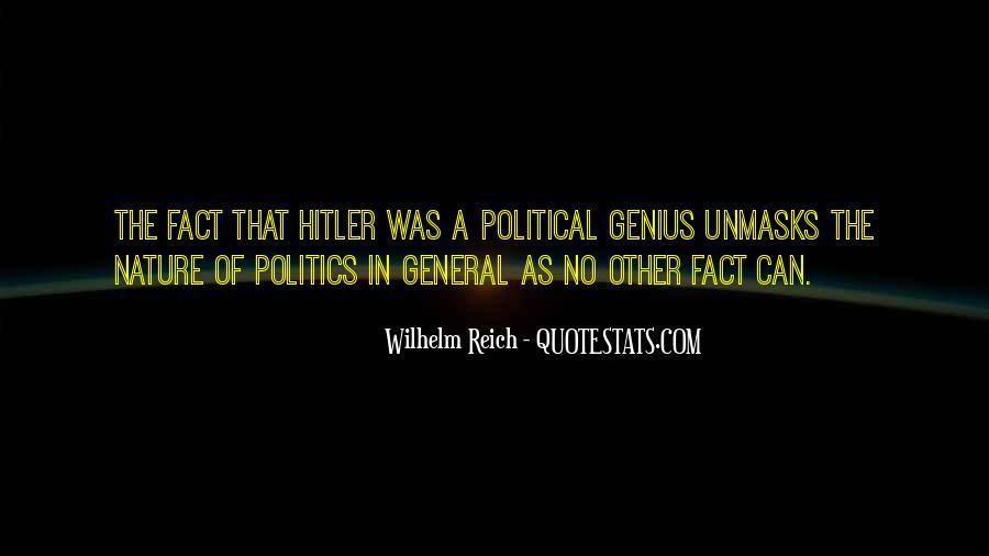 Wilhelm's Quotes #96175