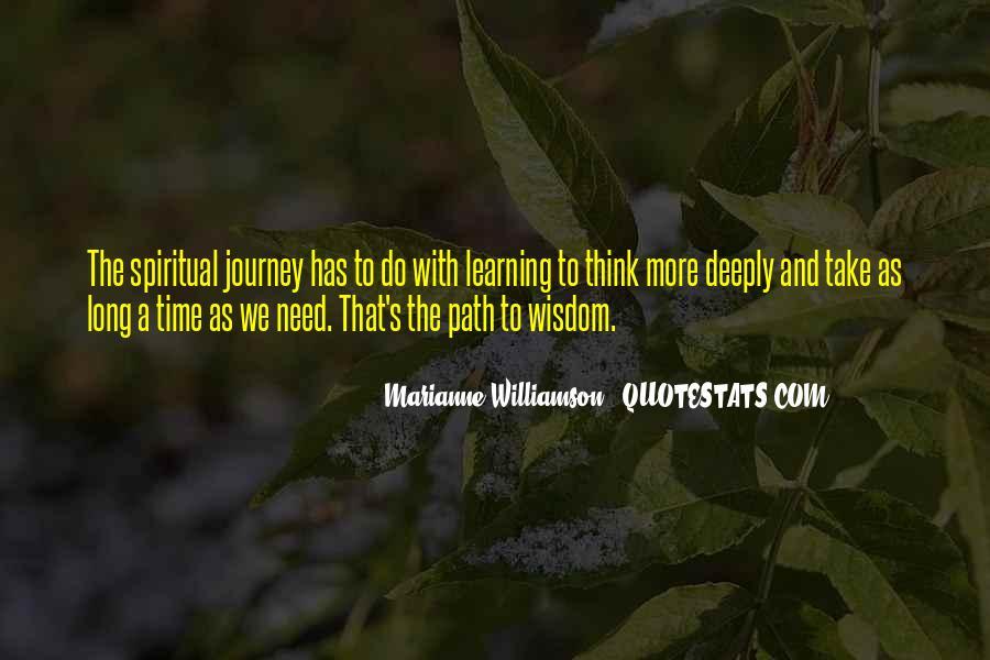 Williamson's Quotes #120139