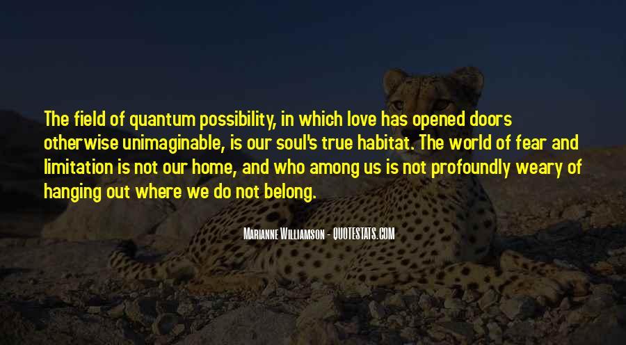 Williamson's Quotes #148815