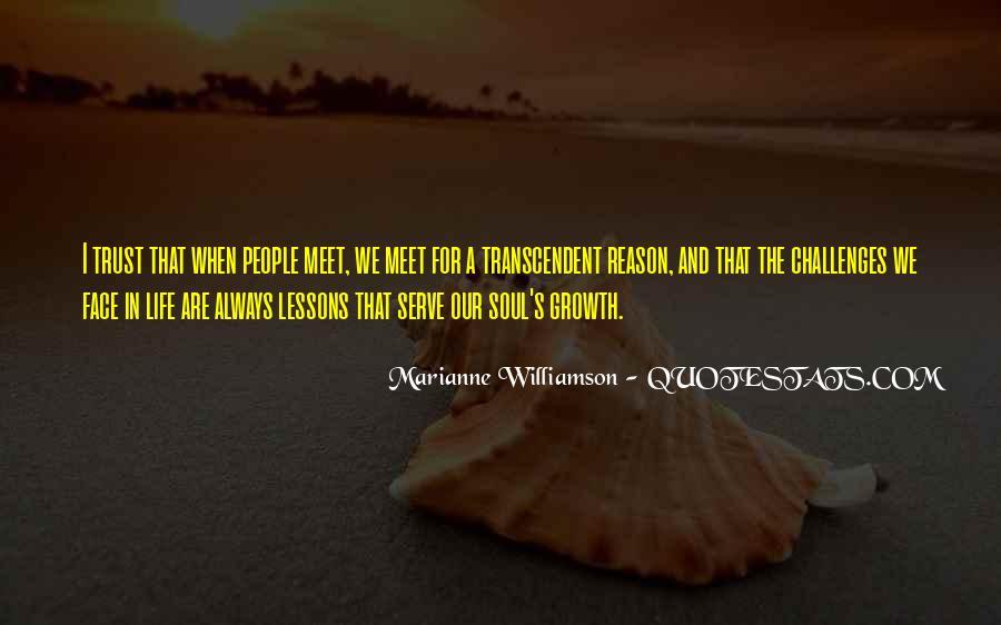Williamson's Quotes #183693