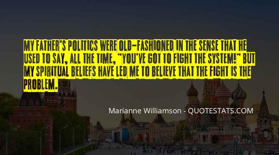 Williamson's Quotes #204655