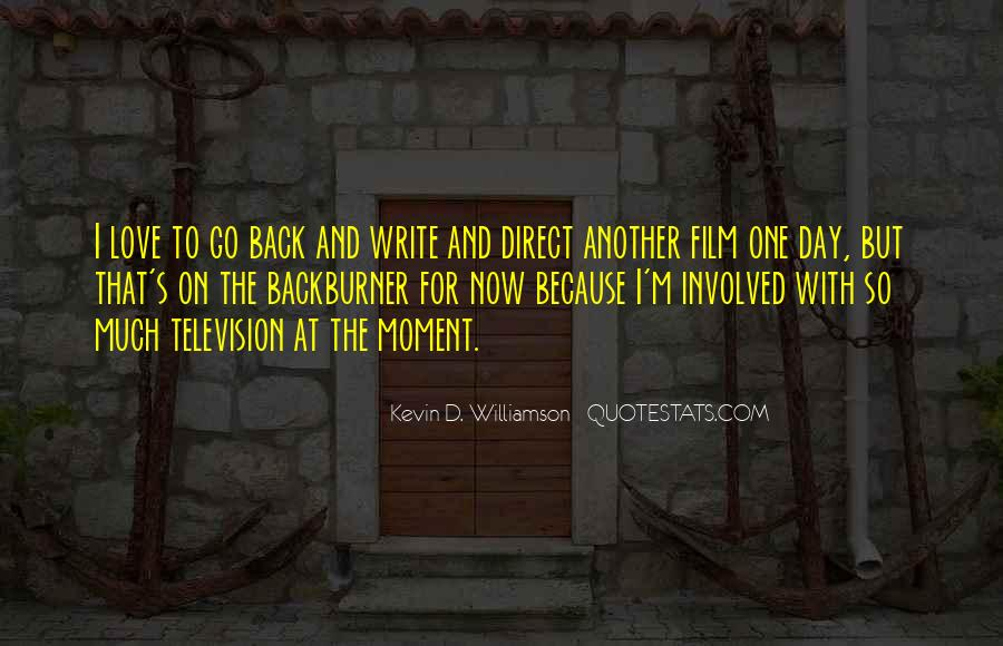 Williamson's Quotes #205781