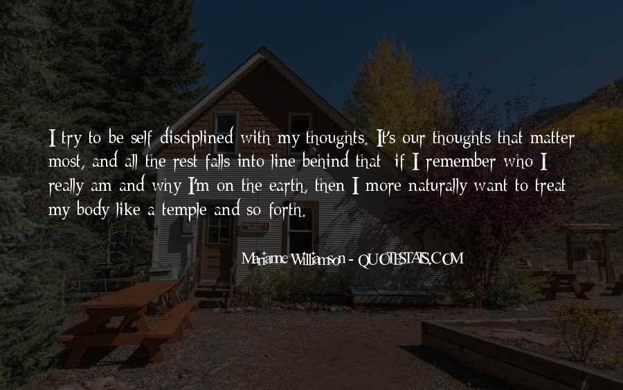 Williamson's Quotes #243384