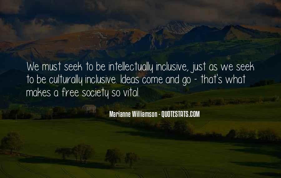 Williamson's Quotes #251634