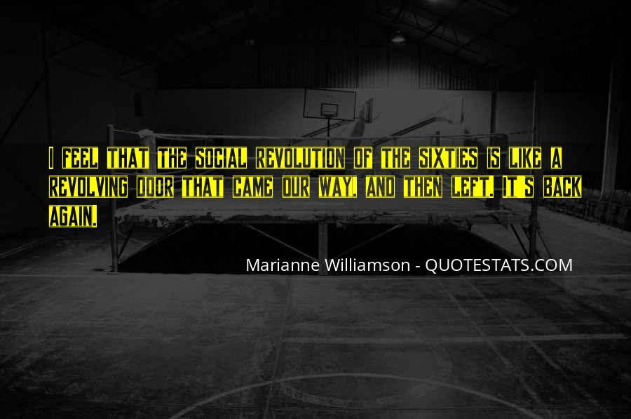 Williamson's Quotes #255591