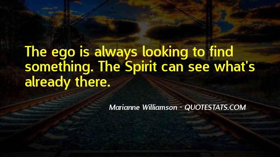 Williamson's Quotes #258649