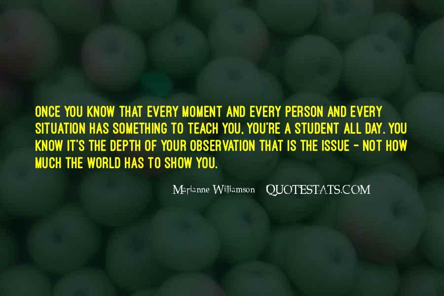 Williamson's Quotes #278617