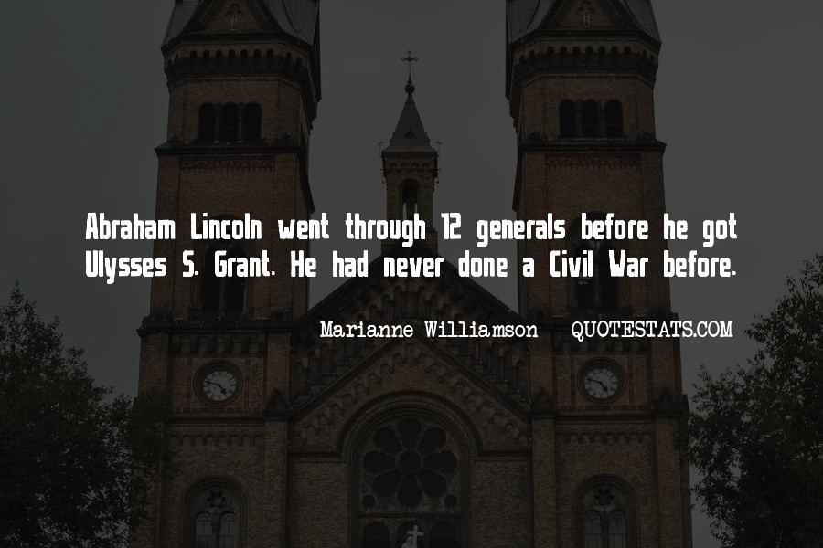 Williamson's Quotes #294682